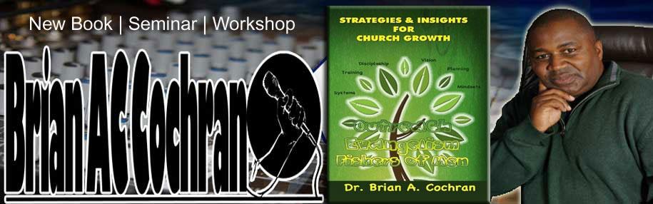 Book, Seminar/Workshop by Brian Cochran