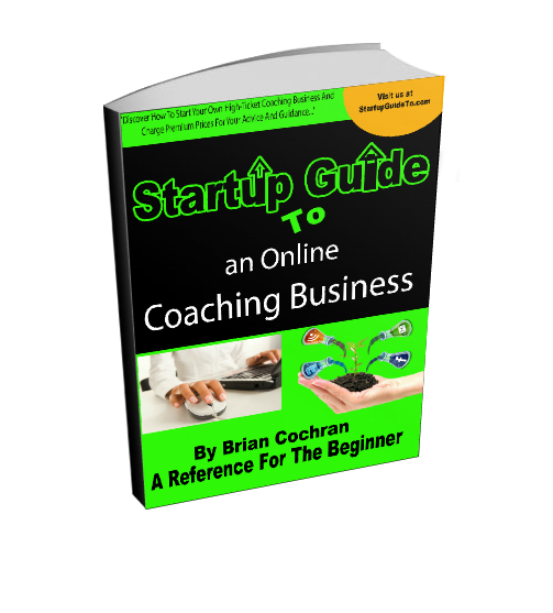 Coaching Business Cover