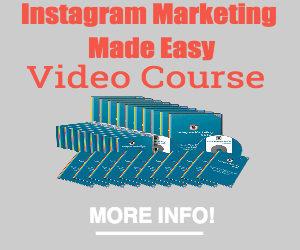 Instagram Marketing Made Easy- ad