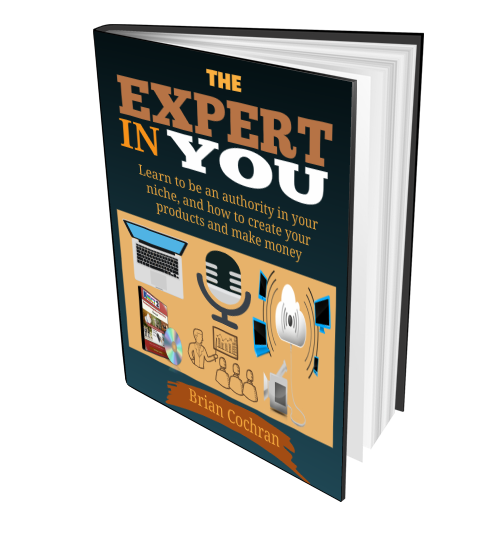 The Expert in You- book cover