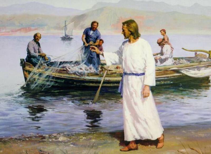 Jesus made disciples